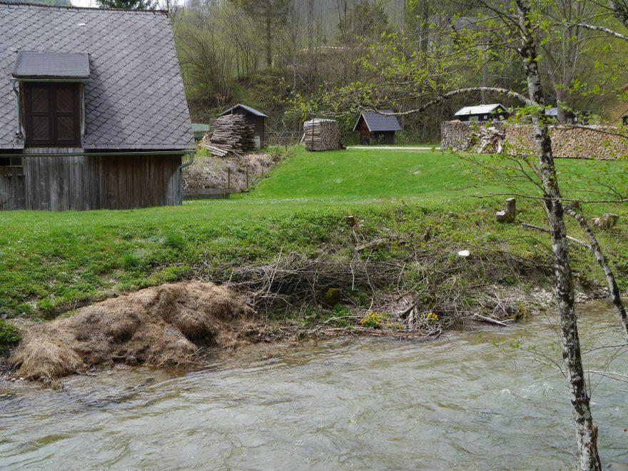 Gemeinde Pottenstein Wildbachbegehung