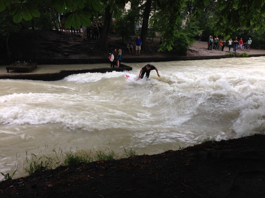 2. Forum Flusswellen, 1. bis 2. August 2014, München
