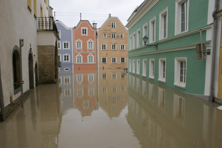 BOKU: Ereignisdokumentation Hochwasser Juni 2013