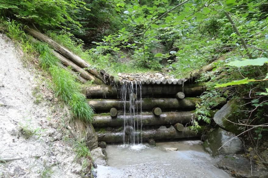 Gemeinde Semmering: Wildbachbegehungen und Überwachung der zugehörigen Schutzbauwerke 2016