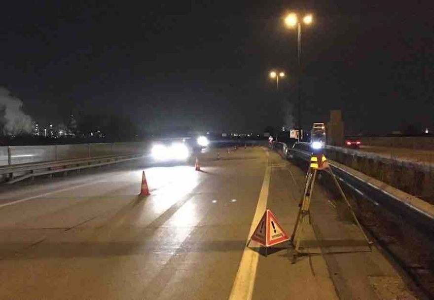 A4 Ost Autobahn, Pannenstreifenfreigabe, Baustellenkoordination gemäß BauKG