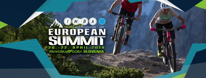 IMBA-Europe Summit Slowenien 20. bis 22.04.2018