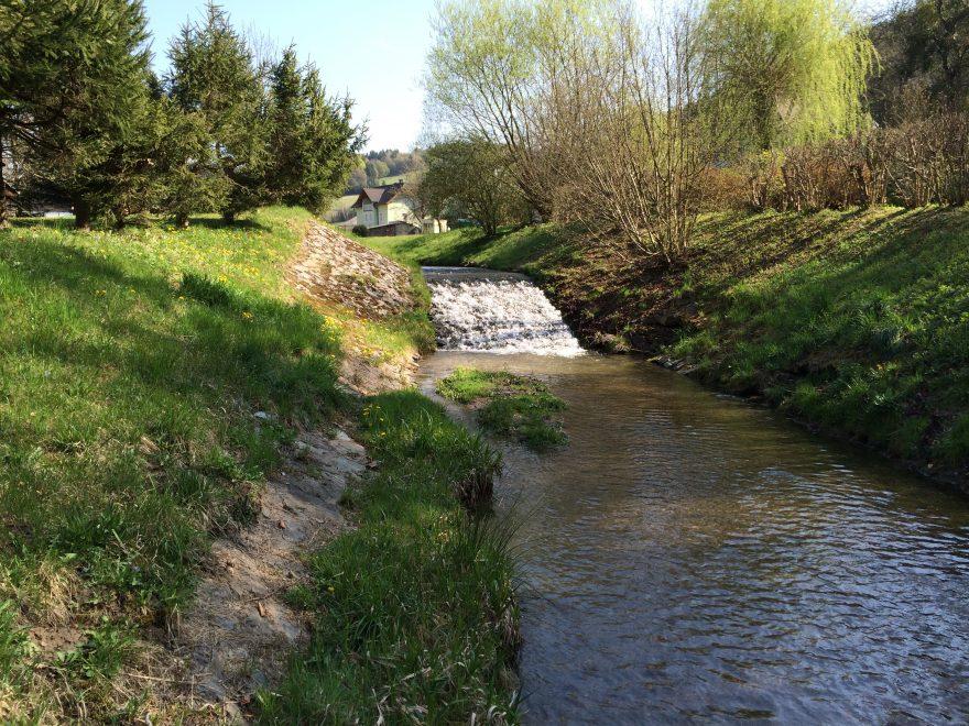 Gemeinde Stadtschlaining, fischpassierbare Sohlgleite