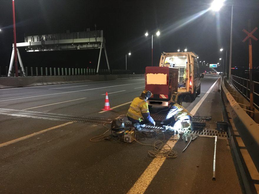 Reparaturarbeiten Fahrbahnübergangskonstruktionen, Baustellenkoordination gem. BauKG